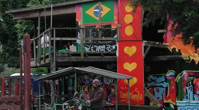 Christiania, A SZabad Város
