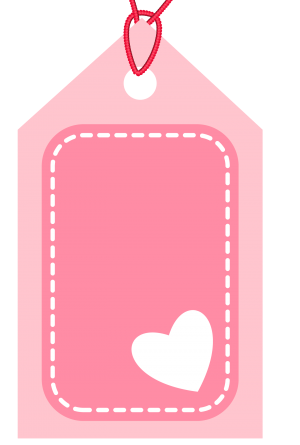 Valentine_Pink_Label_PNG_Clipart_Picture