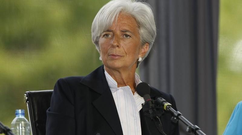 Christine Lagarde, az IMF elnöke, hivatala megköveteli az öltözködést és a sötét színeket, de Hideg Tél típusként neki megfelel.  Kép: Wikipedia