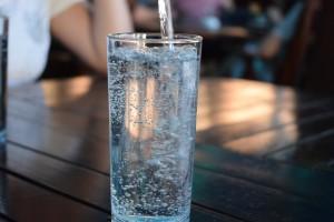 Víz üvegpohárban... Kép: Pixabay