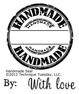 Technique-Tuesday-Handmade-Seal-Clear-Stamps-Medium