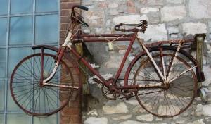 Újra használt kerékpár - forrás. pixabay.com
