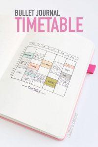 Bujo 5: Szánd rá az időt